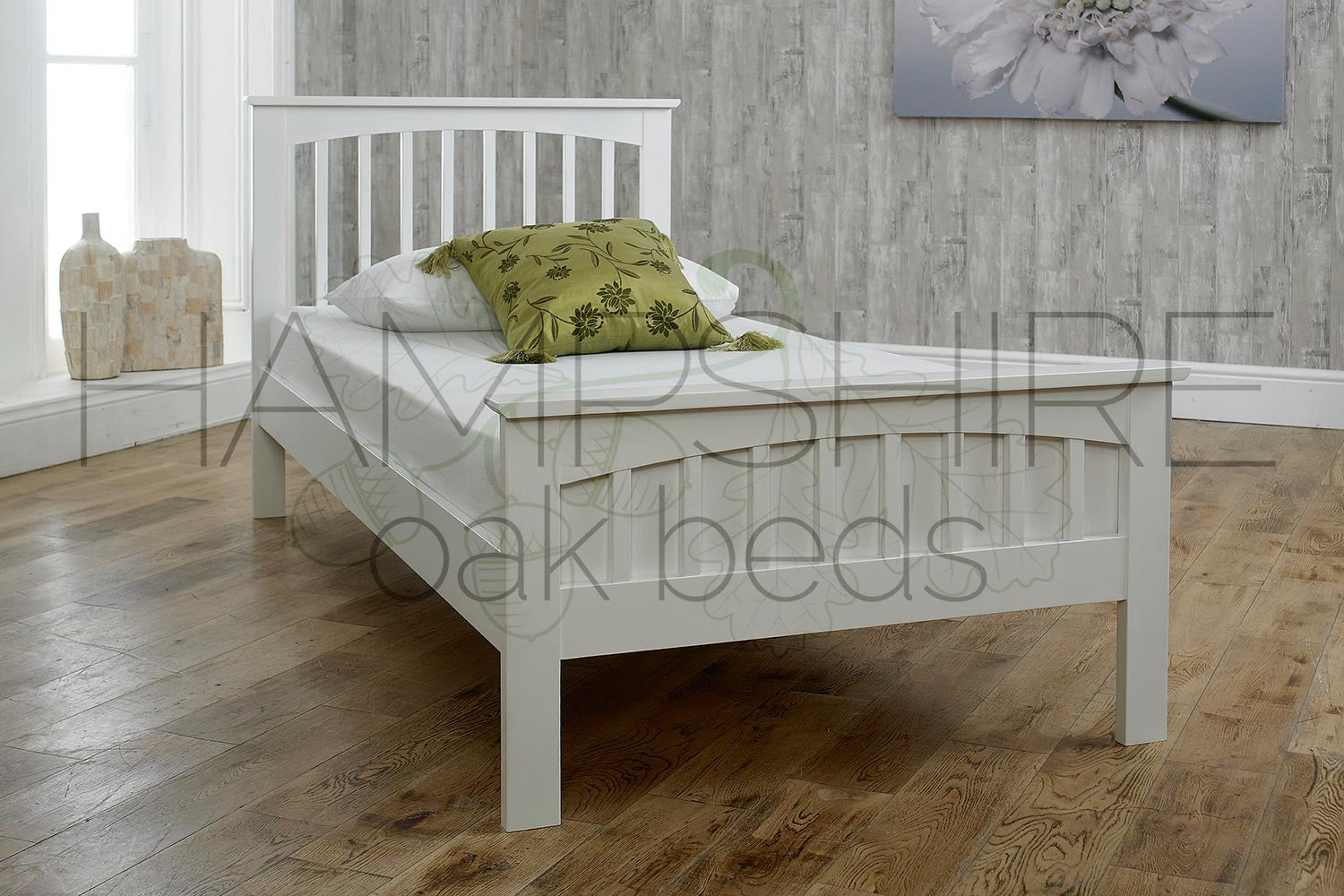 HYW Solid Wood Bed Frame