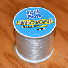 Trik Fish Clear Monofilament Line