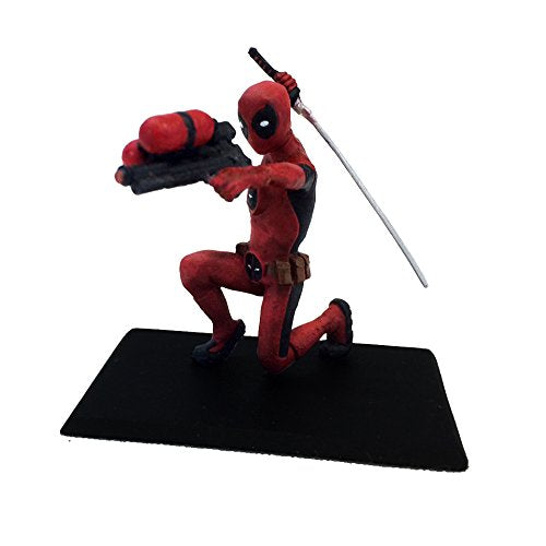 Kidpool Deadpool Metal Miniature Mini-Figure