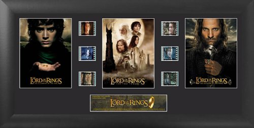 The Lord of the Rings (S1) Trilogy Film Cell
