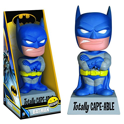 Batman Wacky Wisecracks Totally Cape-Able Vinyl Figure