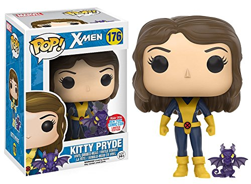 X-Men Kitty Pryde 2016 NYC Comic Con Exclusive POP! Vinyl Figure #176