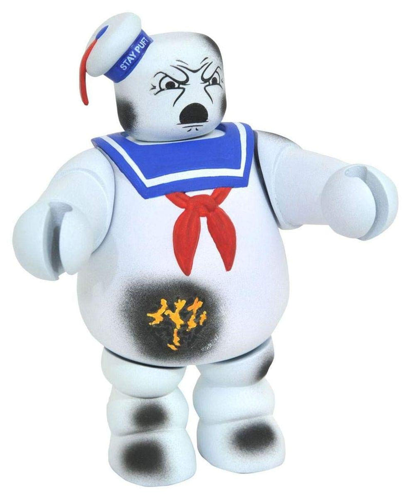 SDCC 2017 Exclusive Ghostbusters Battle Damaged Stay Puft Vinimate