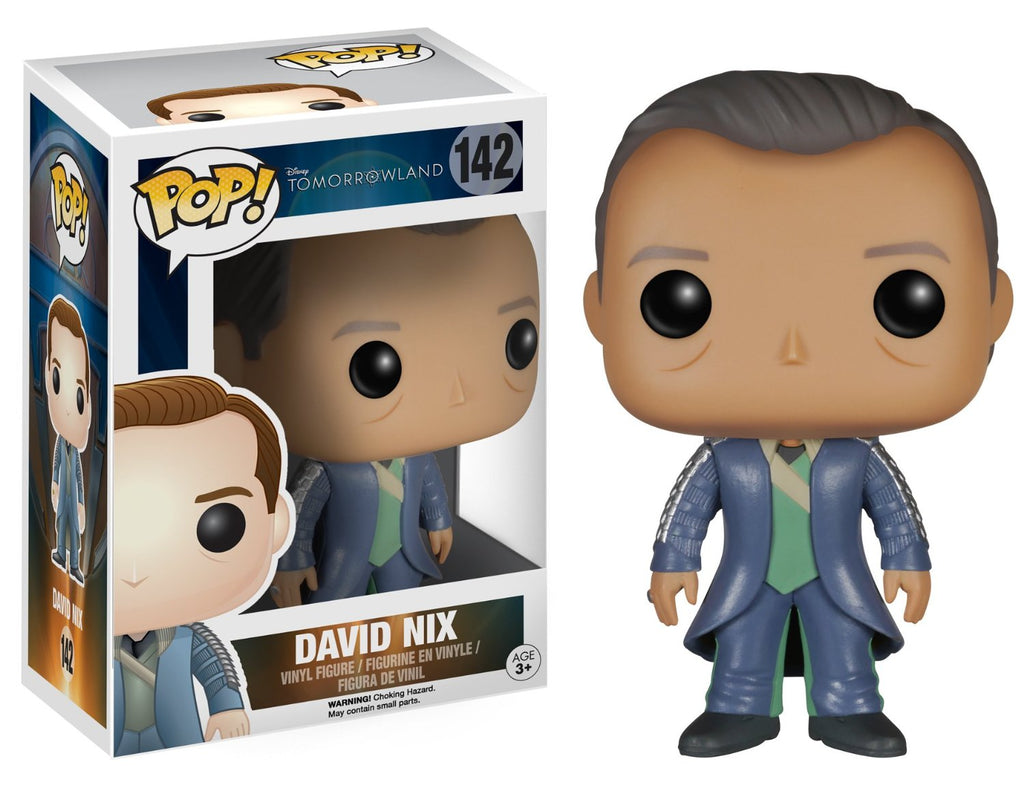 DisneyTomorrowland David Nix Pop! Vinyl Figure #142