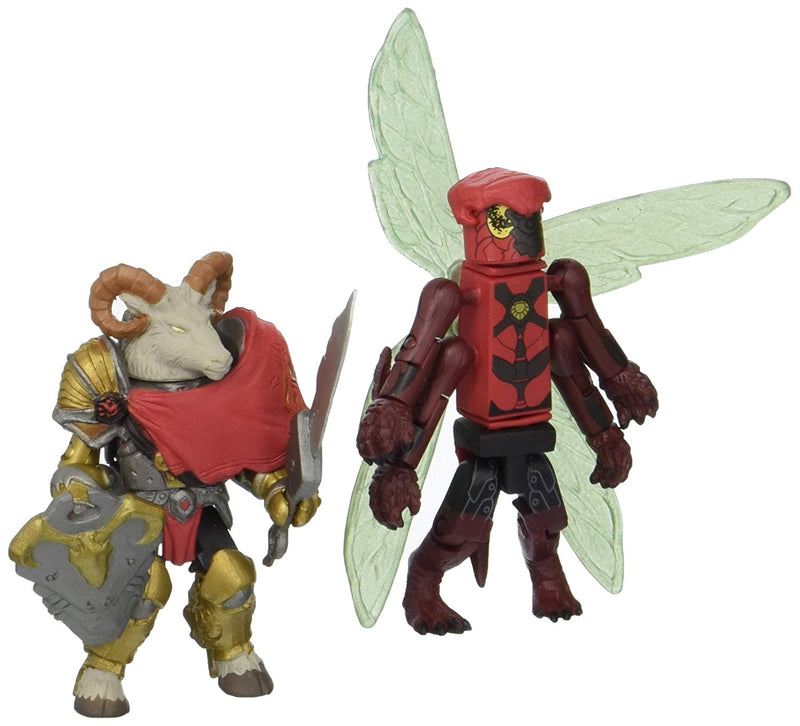 2012 SDCC Exclusive Battle Beast Minimate 2 Pack Figures