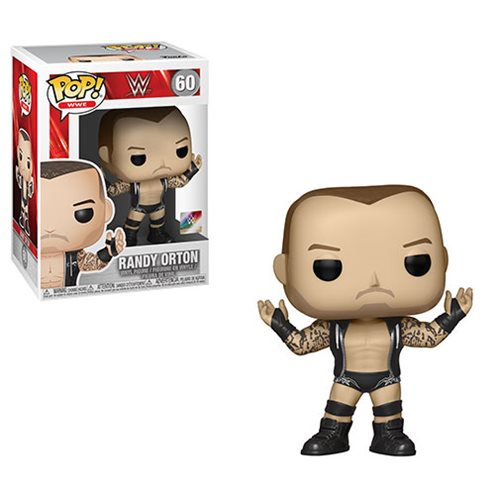 WWE Randy Orton Pop! Vinyl Figure #60