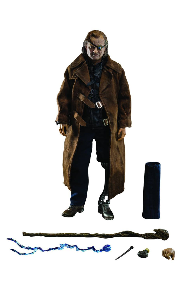 Harry Potter Order O/T Phoenix 1/6 Scale Mad-Eye Moody Action Figure