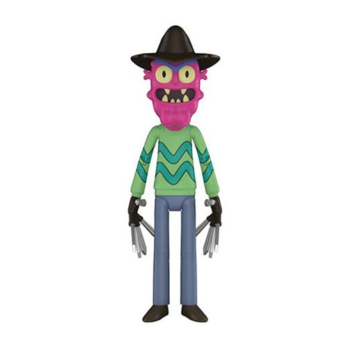 Preorder  Rick and Morty Scary Terry Action Figure