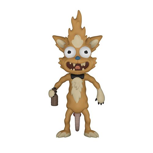 Preorder  Rick and Morty Squanchy with Boots Action Figure