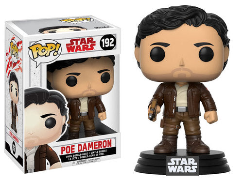 Star Wars The Last Jedi Poe Dameron POP! Vinyl Figure