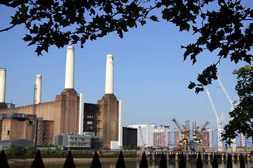 Battersea Original Chimneys colour