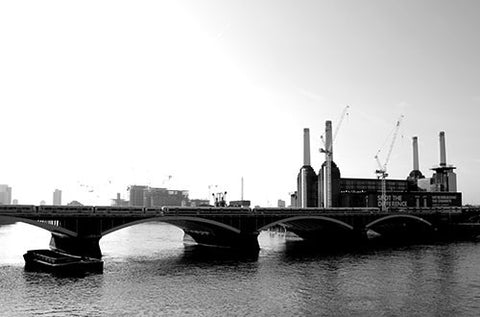 Battersea and the Bridge