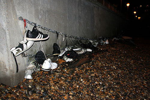 Lost Trainers