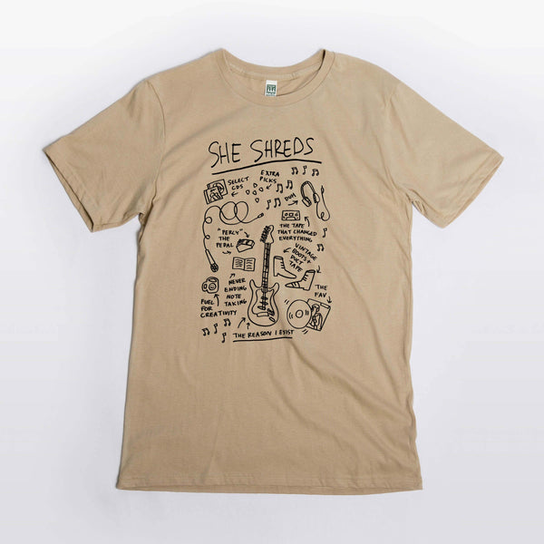 The Essentials Shirt (Tan)