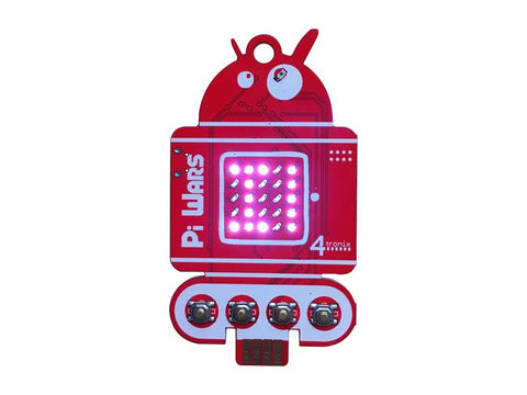 PiWars 2019 Competitor Badge (Limited Edition)