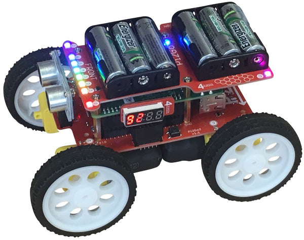 Pi2Go Mk2 Robot for Raspberry Pi