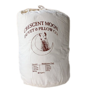 Crescent Moon Alpaca Duvet - All Season