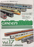 Greenmax 0007 - N-Gauge Catalog Vol. 17