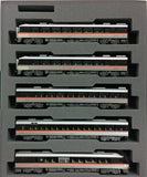"KATO 10-1405 - Series KIHA85 ""WIDE VIEW HIDA/NANKI"" (5 car add-on set)"