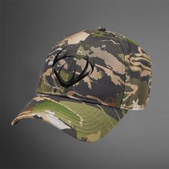Under Armour Forest Camo 2.0 Cap w/ CRUSH Antlers