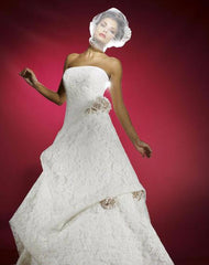 Paula Varsalona '7521' - Paula Varsalona - Nearly Newlywed Bridal Boutique - 1