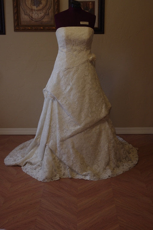 Paula Varsalona '7521' - Paula Varsalona - Nearly Newlywed Bridal Boutique - 2