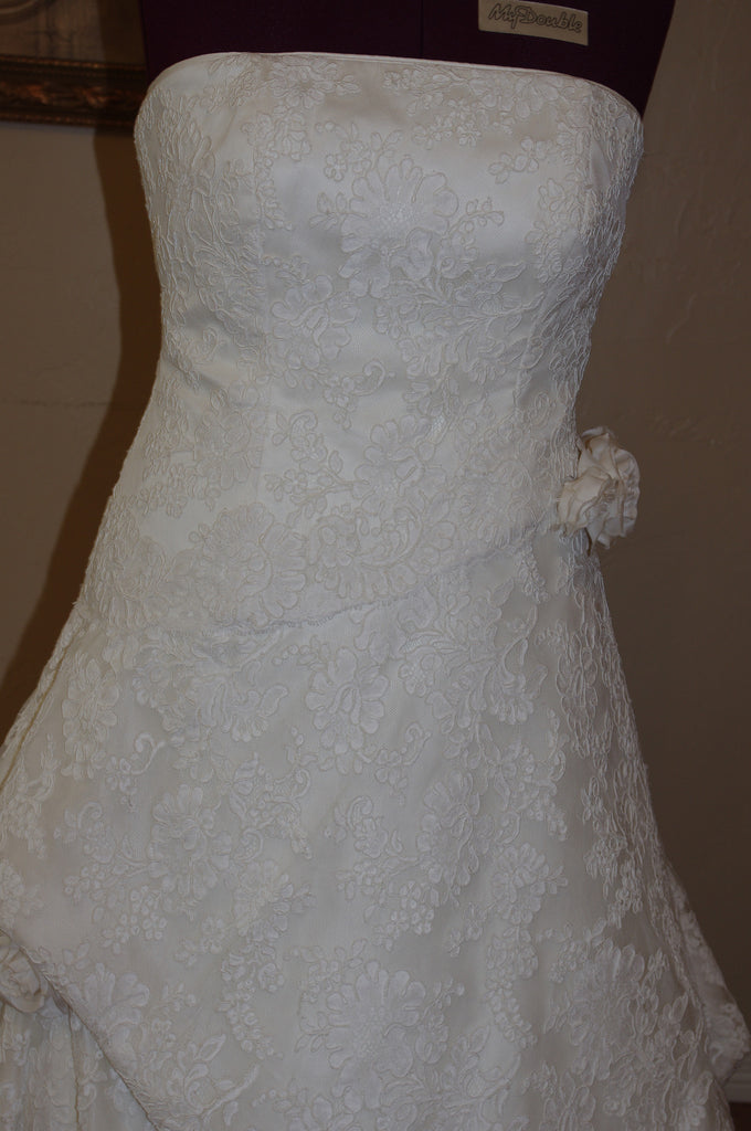 Paula Varsalona '7521' - Paula Varsalona - Nearly Newlywed Bridal Boutique - 3