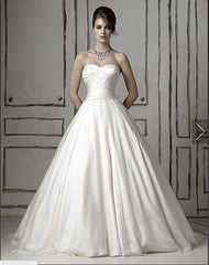 Justin Alexander  '8502' - JUSTIN ALEXANDER - Nearly Newlywed Bridal Boutique - 2