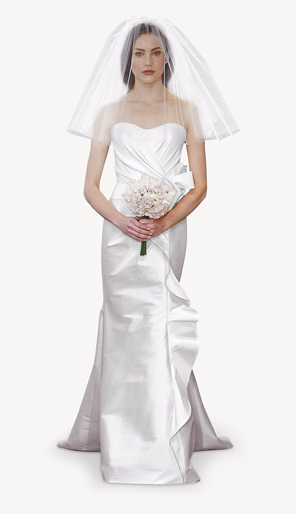 Carolina Herrera 'Arielle' - Carolina Herrera - Nearly Newlywed Bridal Boutique - 1
