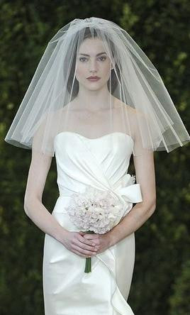 Carolina Herrera 'Arielle' - Carolina Herrera - Nearly Newlywed Bridal Boutique - 2