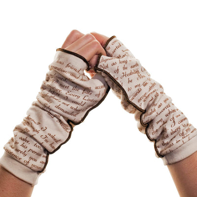 Wuthering Heights Writing Gloves - Storiarts - 1