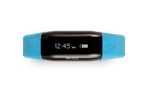 Max Buzz Wristband - Blue