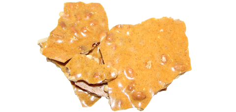Chipotle Peanut Brittle
