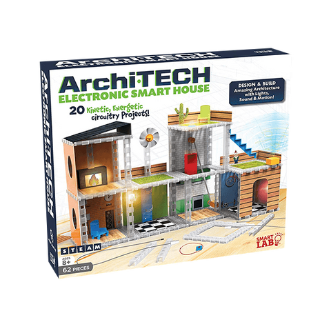 Archi-TECH Electronic Smart House