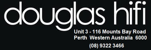 Douglas HiFi - Unit 3 - 116 Mounts Bay Road Perth Western Australia 6000 - (08) 9322 3466