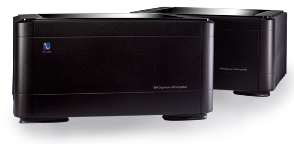 PS Audio BHK300 Mono Block Amplifier (black) | Douglas HiFi Perth