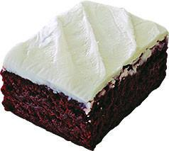 36 x Boston Bakehouse Red Velvet Slice Cafe Slices The Boston Bakehouse