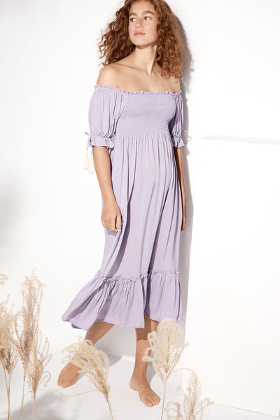 Adelyn Dress Solid
