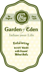 Garden of Eden Exfoliating Body Wash
