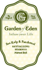 Garden of Eden Sea Kelp & Panthenol Revitalizing Shampoo