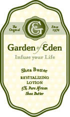 Garden of Eden Shea Butter Revitalizing Lotion