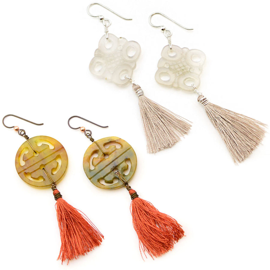 Awakening & Protection Earrings