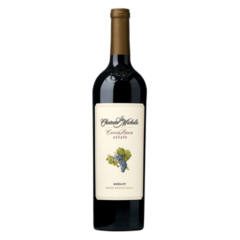 Chateau Ste Michelle Canoe Ridge Estate Merlot