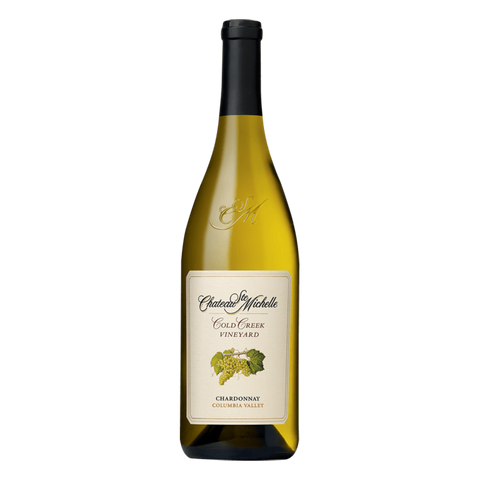 Chateau Ste Michelle Cold Creek Vineyard Chardonnay