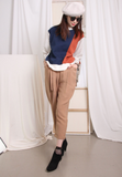 High Waist Ankle Length Pants (2 colours)