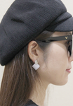 Square Layered Earrings
