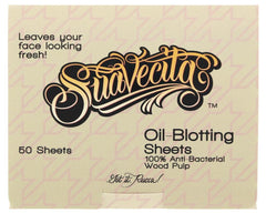 Wood Pulp Oil-Blotting Sheets - Front