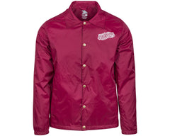 OG Burgundy Windbreaker - Front