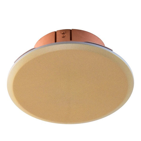 "Cover Plate for RC Sprinklers, 3-1/4"" Round, Beige"