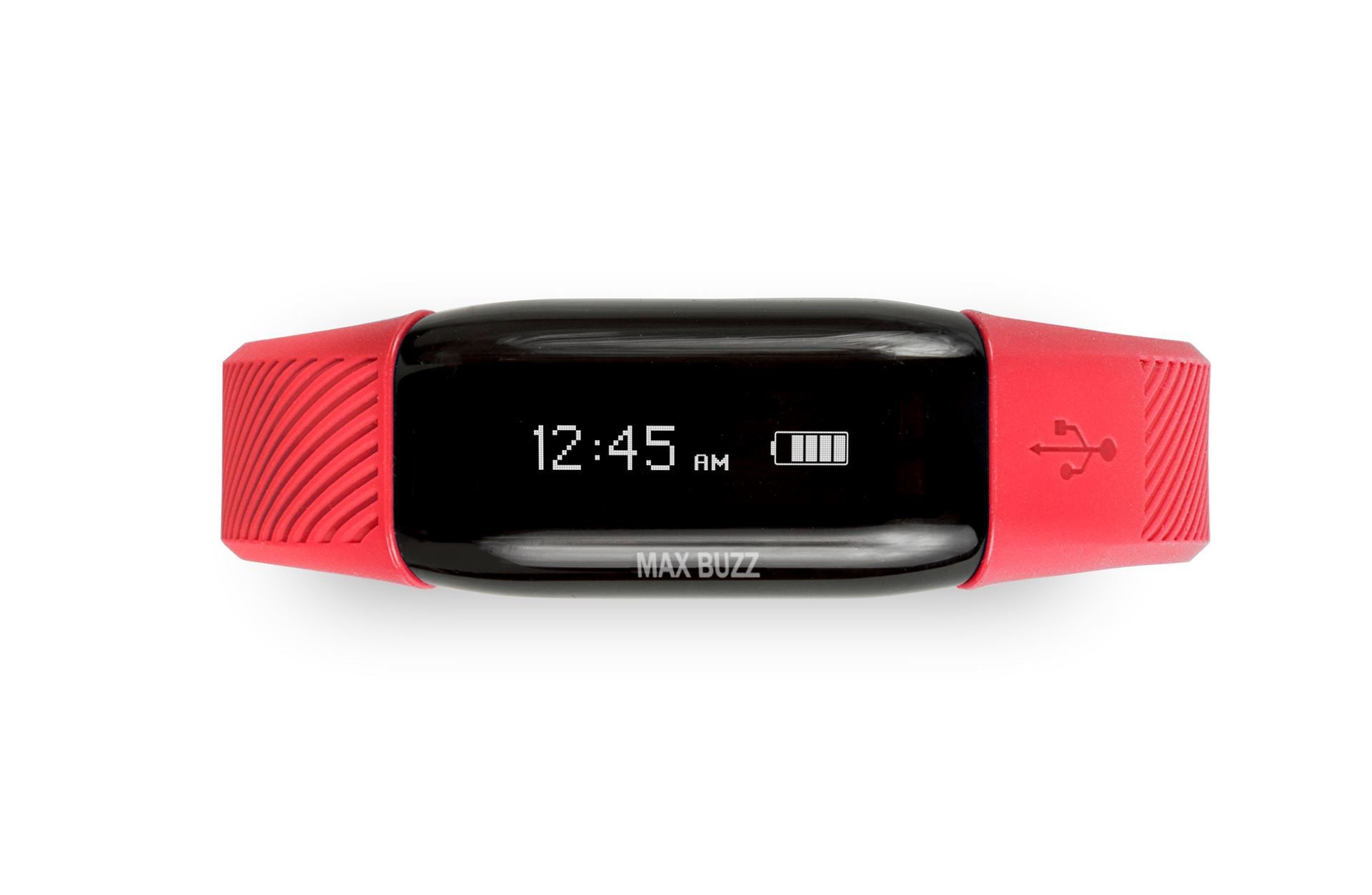 Max Buzz Wristband - Red